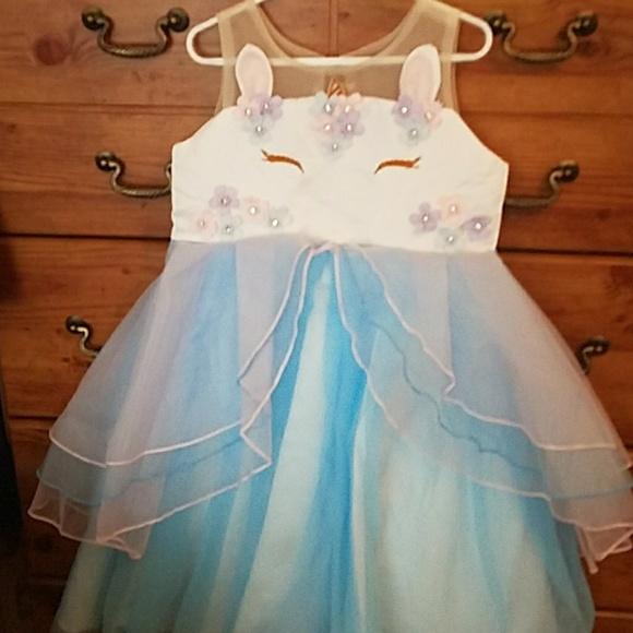 c64bb40b018cf Jerris Apparel Dresses | Gorgeous Unicorn Dress Size 8 | Poshmark
